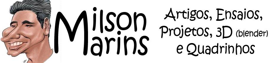 MILSON MARINS - PROJETOS E QUADRINHOS