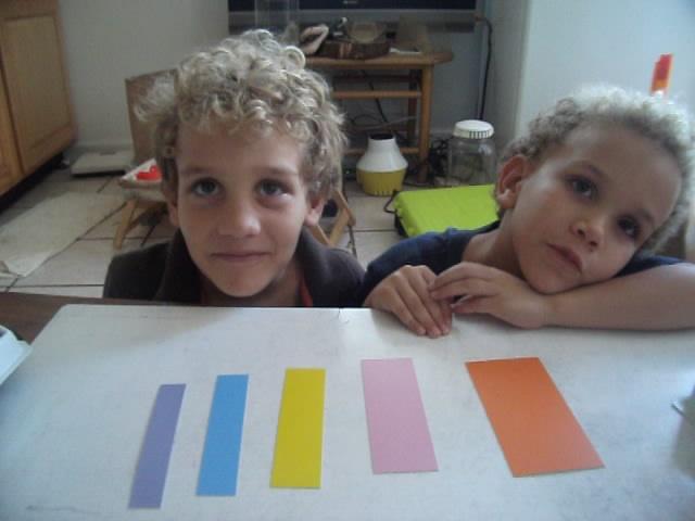 fractions tiles, math materials