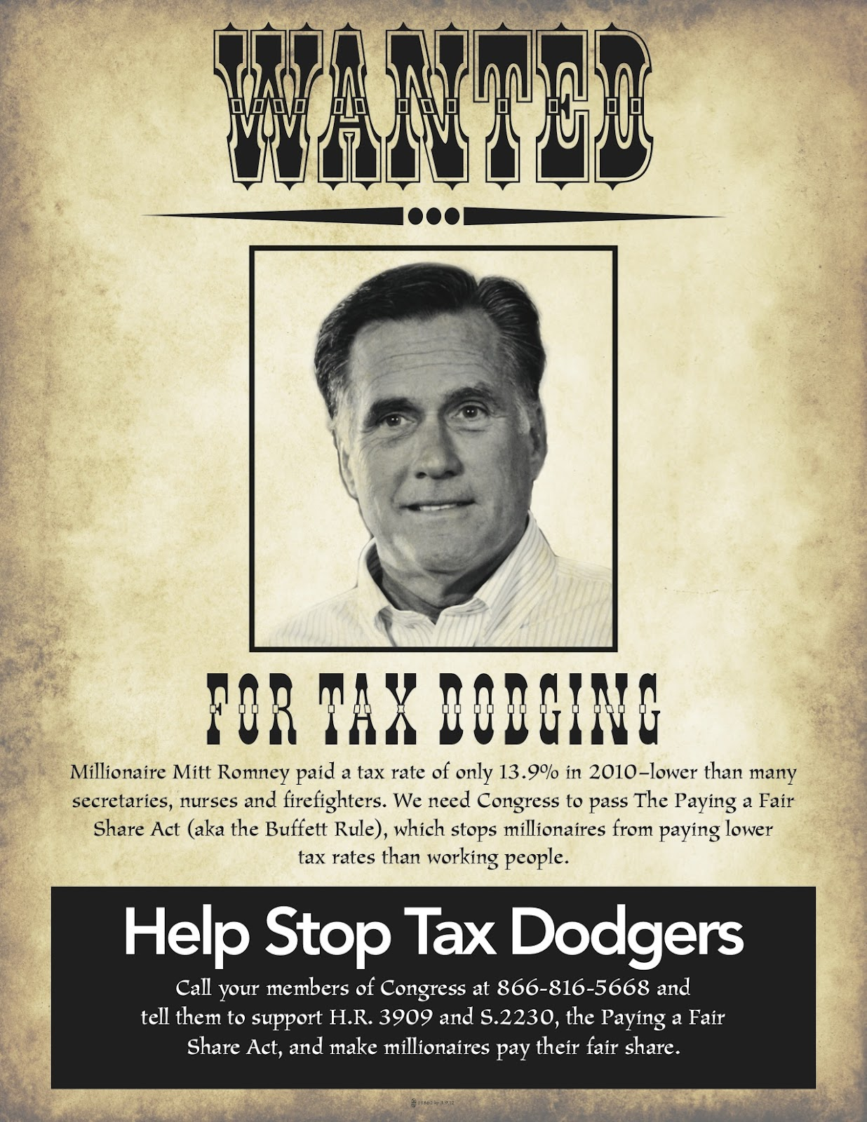 mitt whree are the taxes