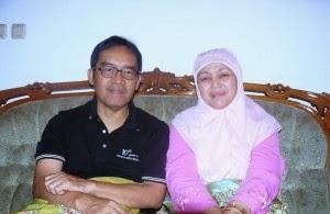 Pasangan Suami Istri Katolik Masuk Islam