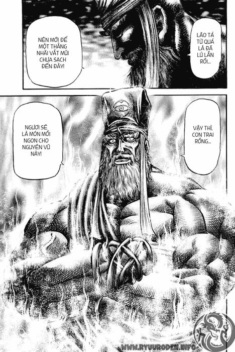 Chú Bé Rồng - Ryuuroden chap 92 - Trang 48