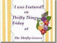 Featured on The Thrifty Groove
