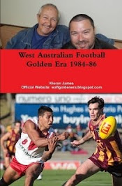 WA Football Golden Era Book (hardcover)