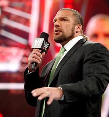 Triple H revelo el proceso que hizo wwe para que brock lesnar regresara