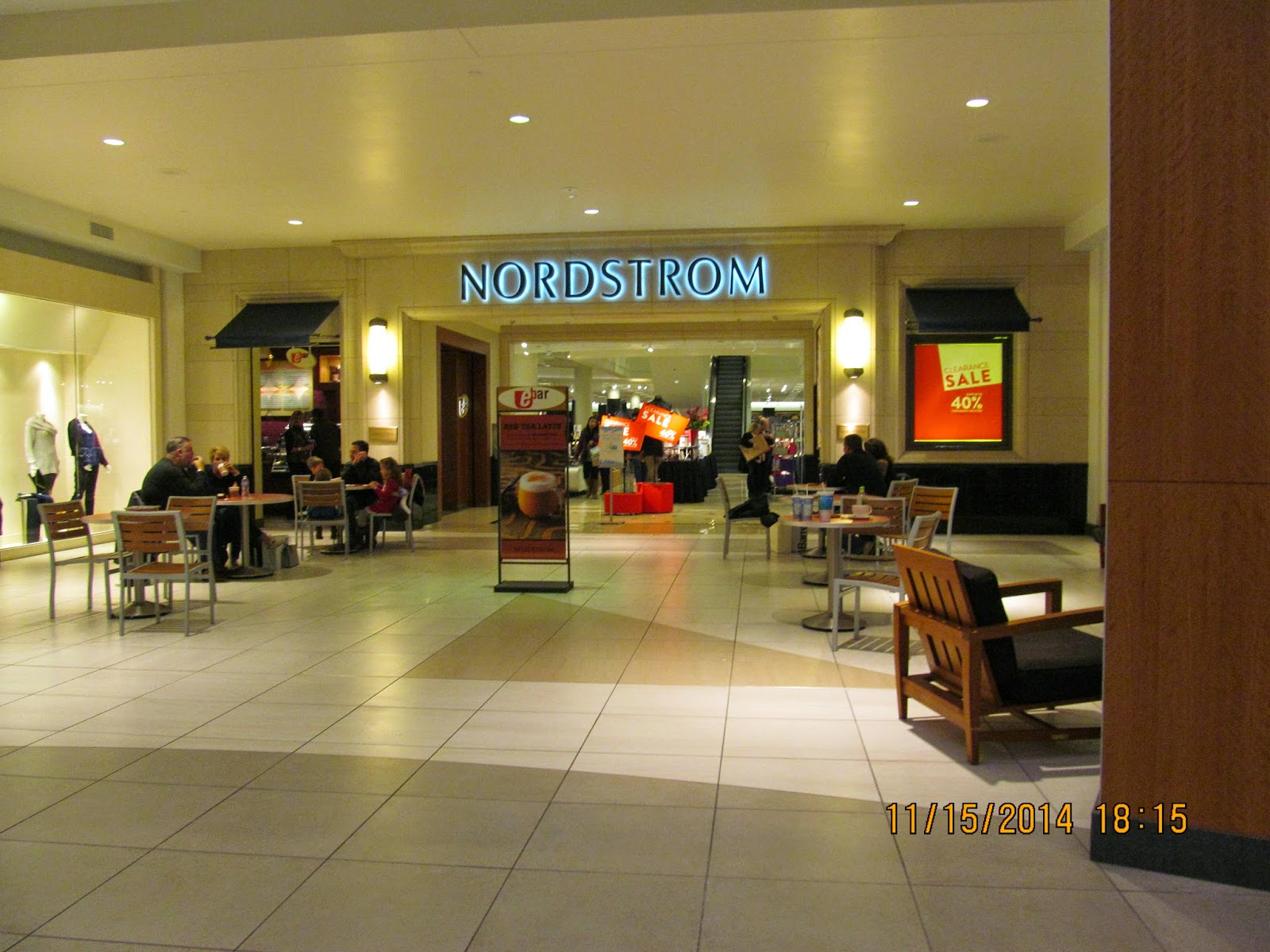 Scottsdale Fashion Square Mall Hours Seasonal Schedule 4