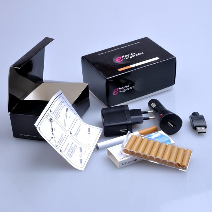 Market of electronic cigarettes
