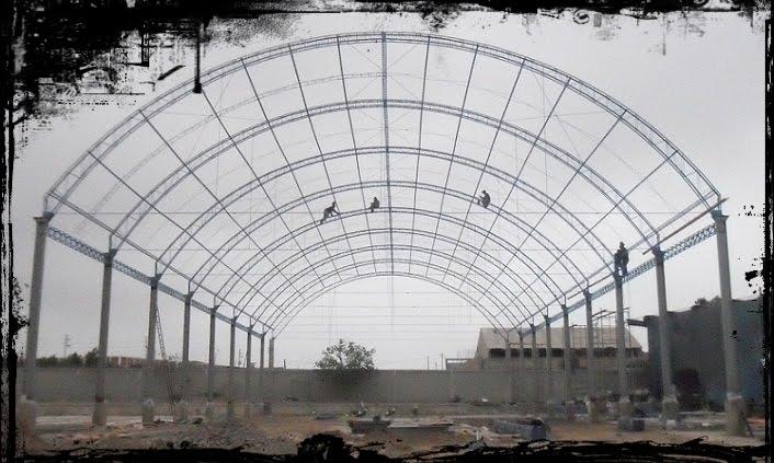 Construciones de techos metalicos es nuestro trabajo - Estructuras metalicas tipos ...