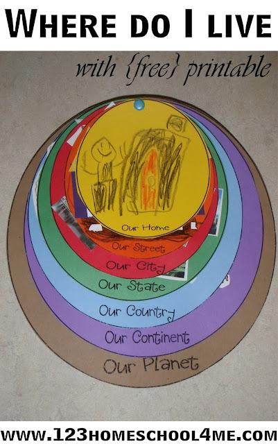 Social Studies: Expanding Horizons unit