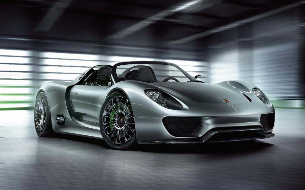 Sport Car Garage: Porsche 918 Spyder (2014)