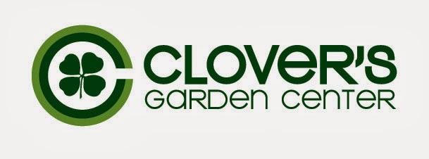 clovers garden center logo