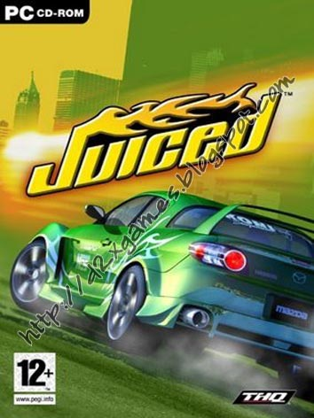 Free Download Games - Juiced