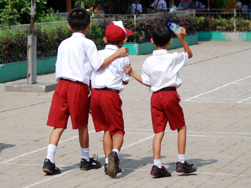 Pidato Bahasa Inggris : Pendidikan (Education)