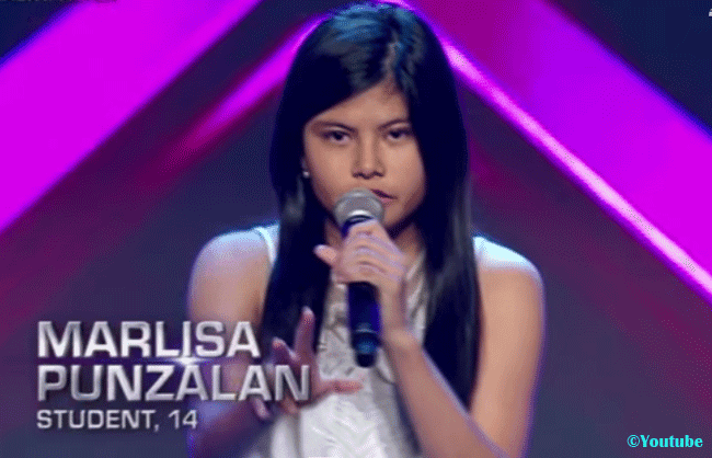 Watch Marlisa Punzalan performed 'Never Be the Same' in X Factor Australia