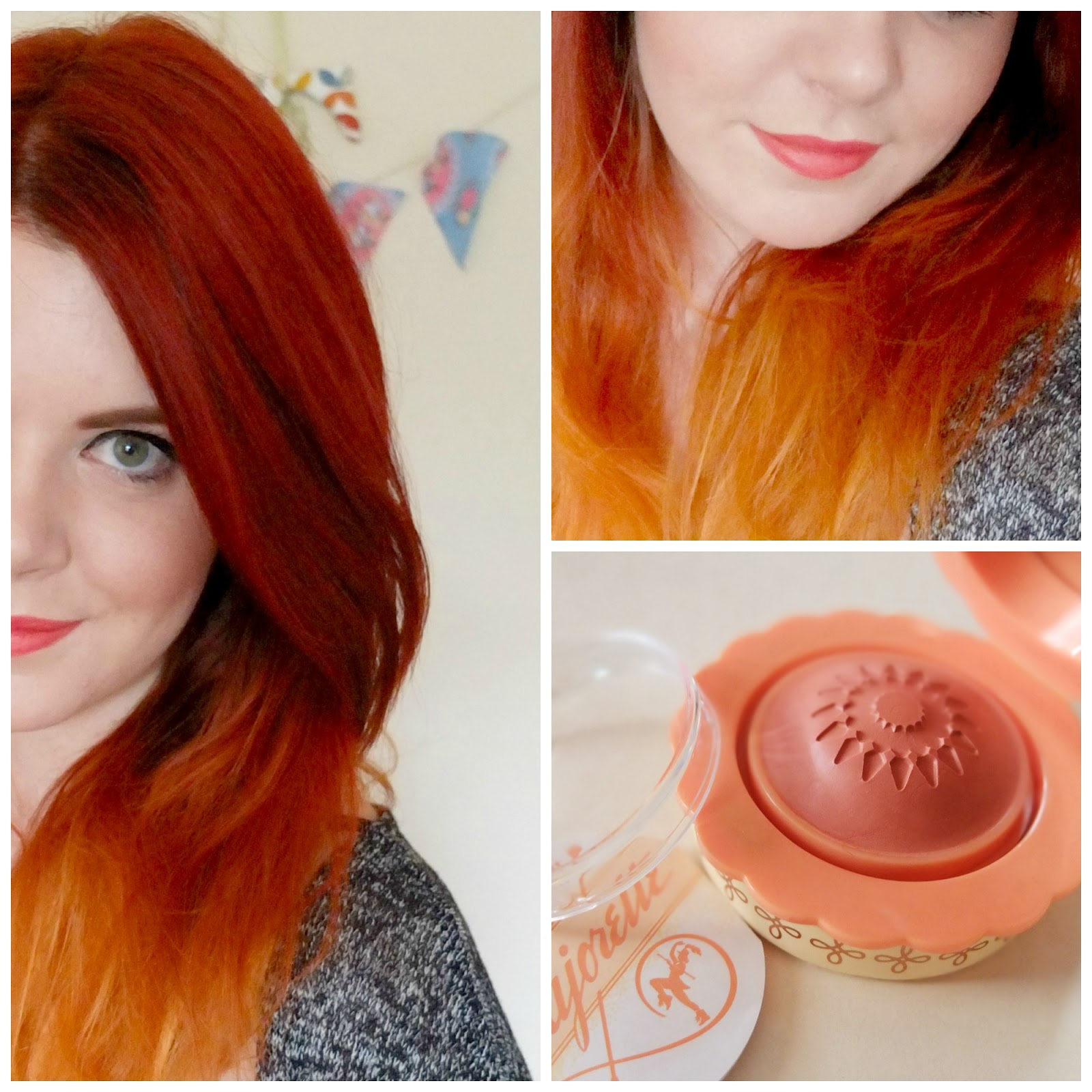 Benefit Cosmetics New Release: Majorette Cream Blush Blog Review