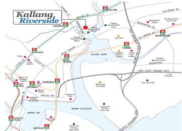Kallang Riverside Location