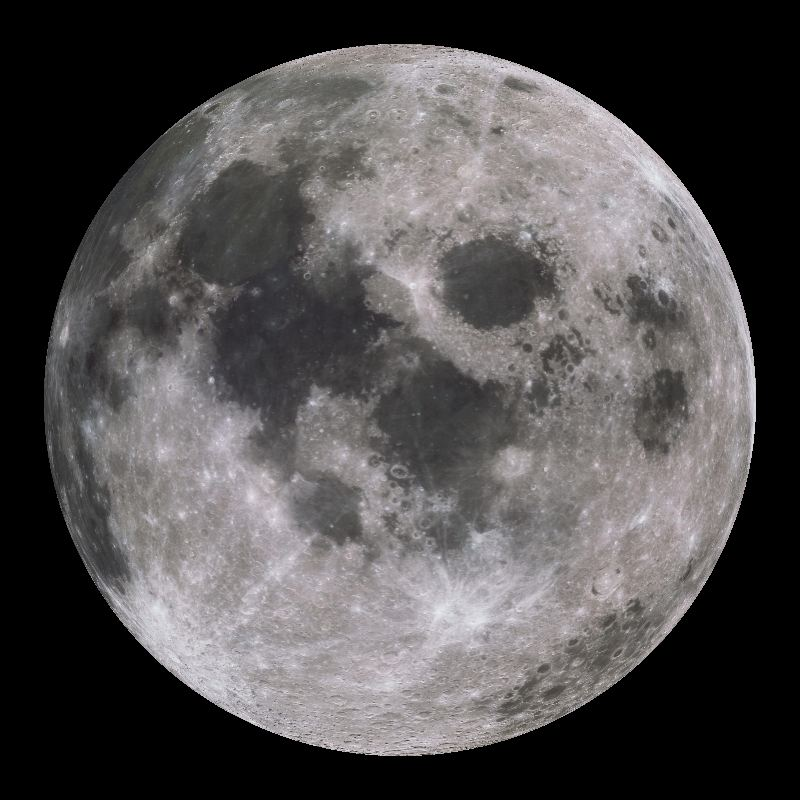 Why Does the Same Side of the Moon Always Face Us?