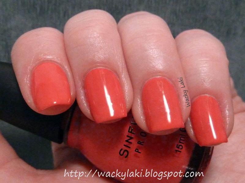 Wacky Laki: Sinful Colors Timbleberry