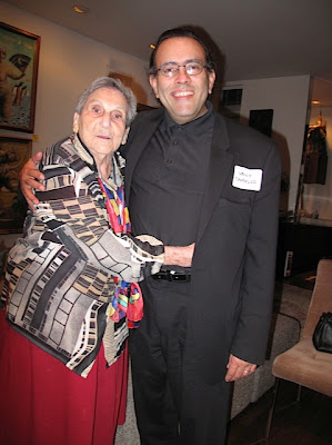 Lenny Campello and Lida Moser