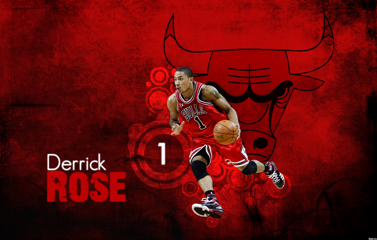 Derrick rose hd wallpapers latest hd wallpapers voltagebd Image collections