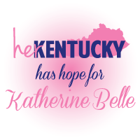 Hope for Katherine Belle