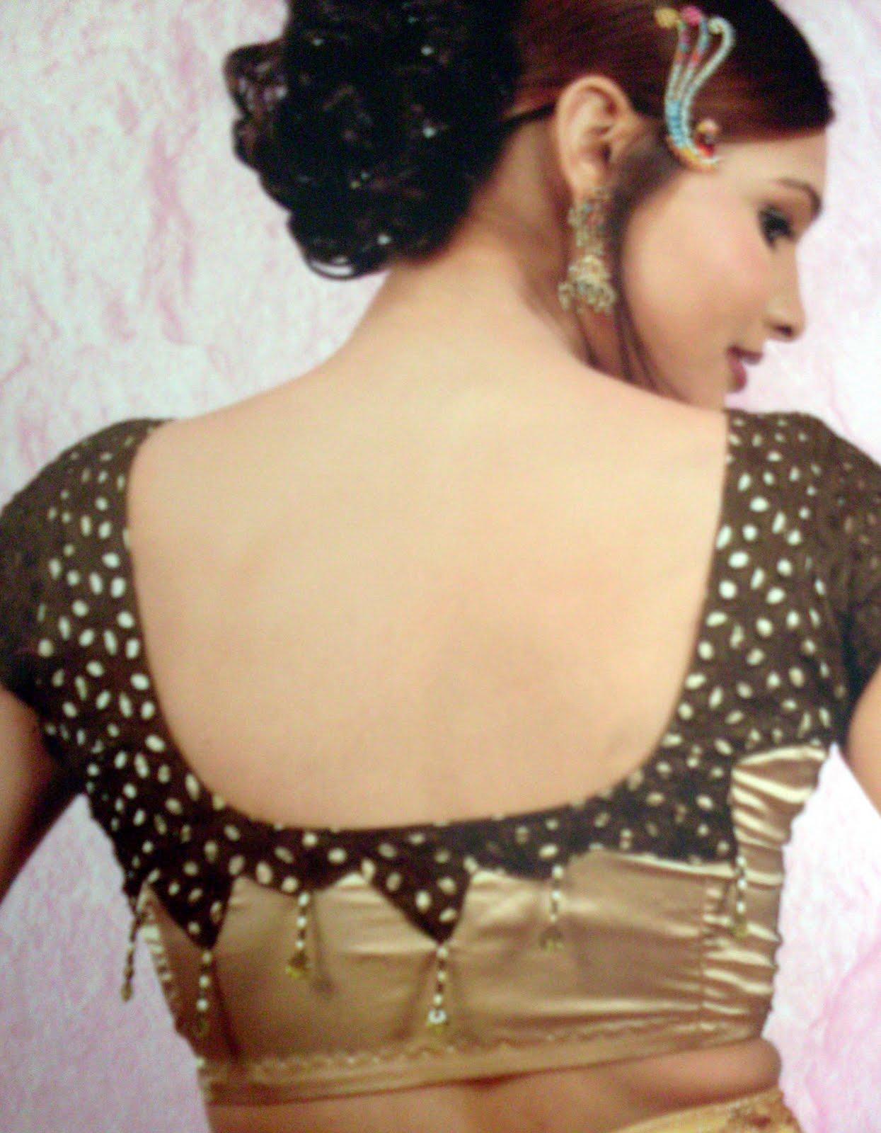 Original Design Women Blouse Lehenga Blouse DesignsCasual Blouse For Fat Woman