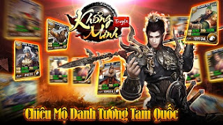 tải game Khổng Minh Truyện