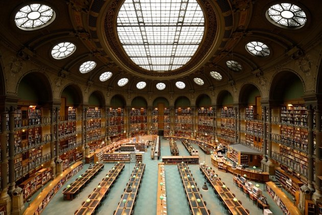 Public Library, Paris