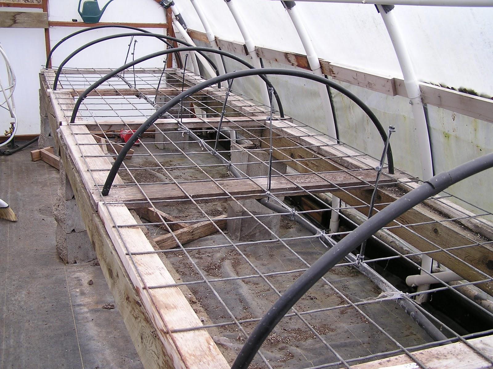 Bare Mtn Farm: A Little Winter Project....