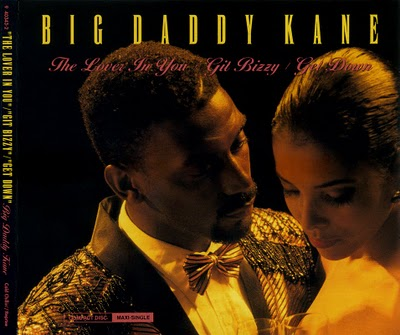 Big Daddy Kane ‎– The Lover In You / Git Bizzy / Get Down (CDS) (1991) (FLAC + 320 kbps)