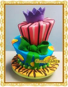 Kelas DIY Topsy  Cake DIY RM500
