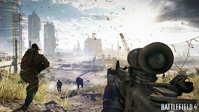 BATTLEFIELD 4 DELUXE EDITION Full Highly Compressed Game