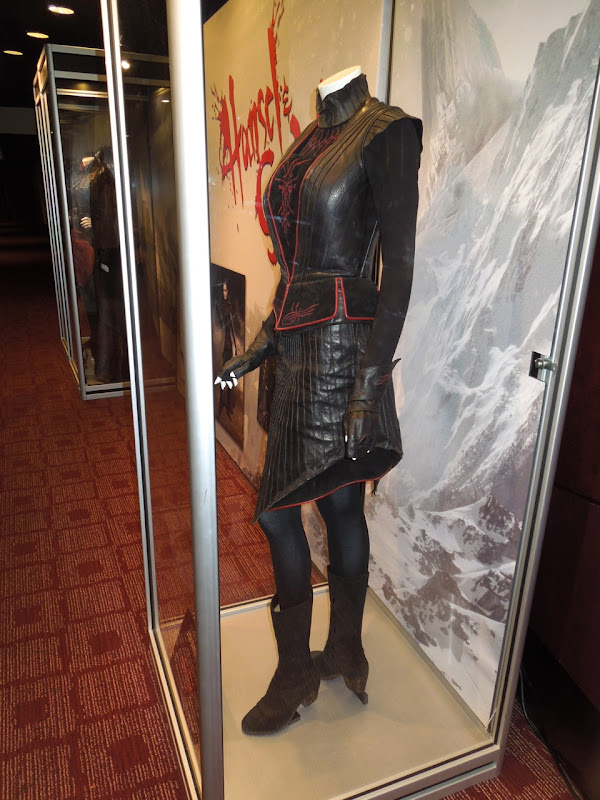 Hansel Gretel Witch Hunters Red Haired Witch movie costume