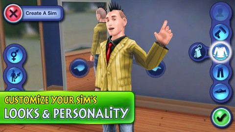 The Sims 3 v1 3 90 iPhoneCentral HD