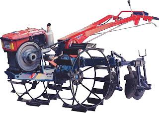 mesin traktor
