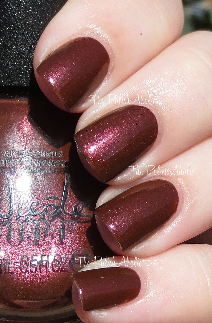 The PolishAholic: Nicole by OPI Better After Dark & Promises In The ...