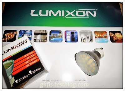 LUMIXON Aluline GU10