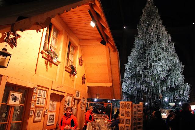 Jarmark Bożonarodzeniowy w Zurychu