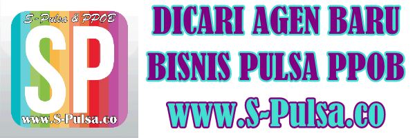 Pulsa Internet Paket Data/BB Termurah Server S Pulsa PPOB Blora Web Pusat www.S-Pulsa.co