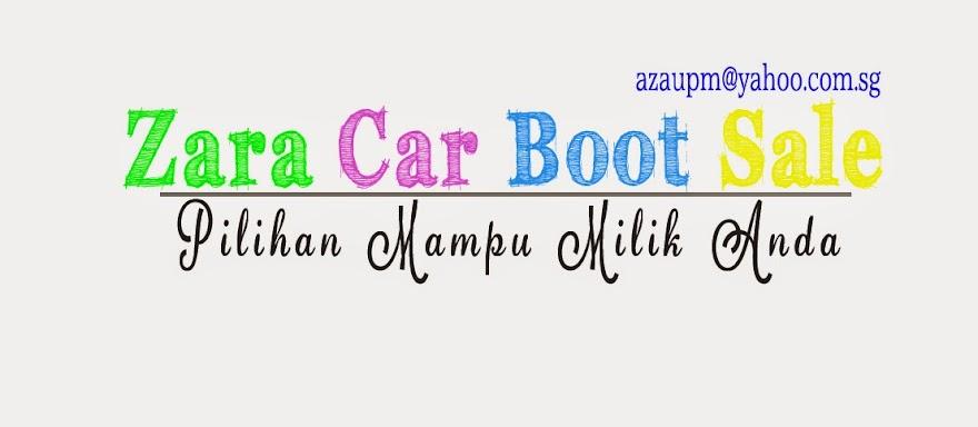 Zara Car Boot Sale