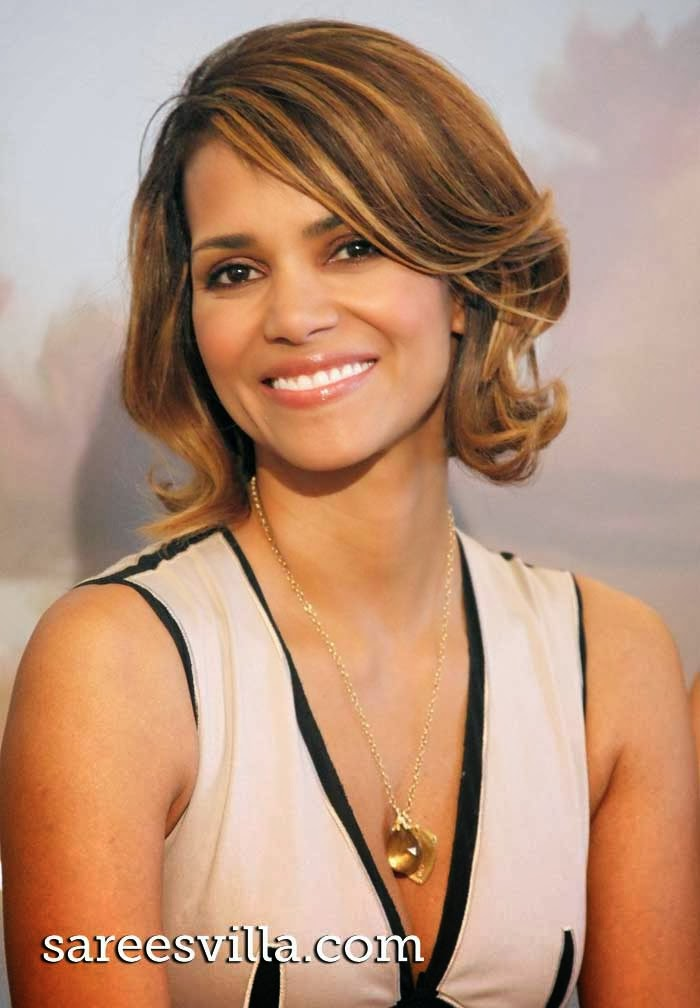 American actress Halle Berry