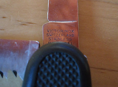Solingen Messer Taschenmesser Bundeswehr Seriennummer