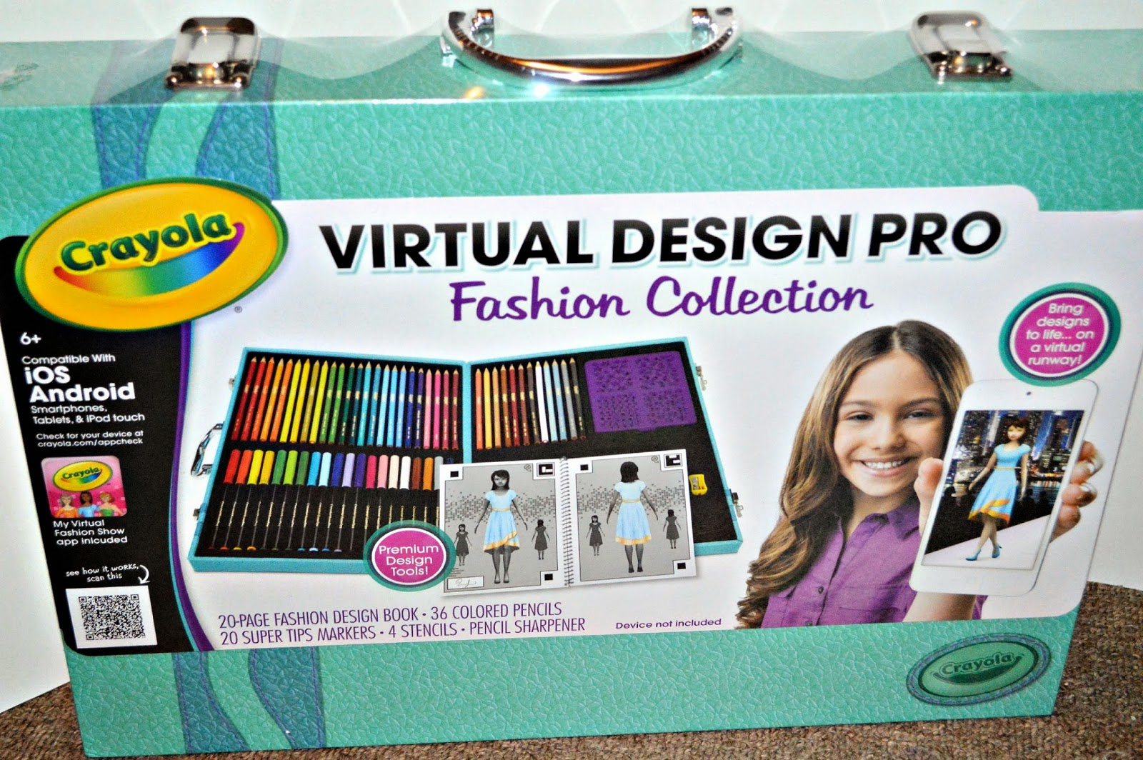 It 39 S A Mom Thing Reviews More Holiday Gift Guide Virtual Design Pro Fashion Collection