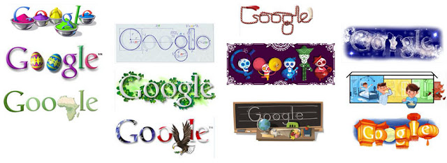 Google celebra festejos de diferentes países