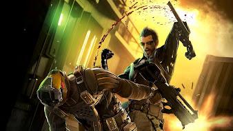 #10 Deus Ex Wallpaper