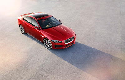 jaguar xe: The Safest Large Family Car...  Tested by Euro NCAP in 2015 Awards