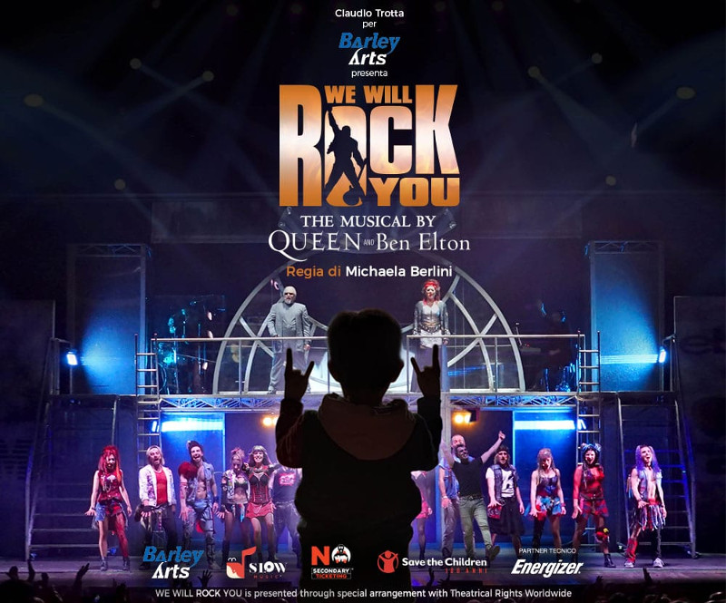 """WE WIIL ROCK YOU"" REGIA DI MICHAELA BERLINI"