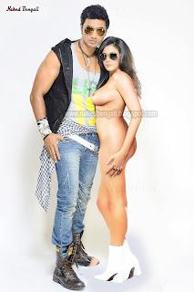 Sexy Naked Picture of Dev n Koyel Mallik (Paglu 2)