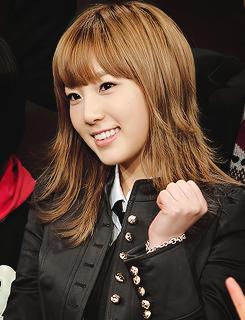 Taeyeon SNSD Girls' Generation Cutie Smile