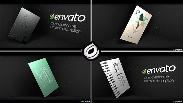 VideoHive Stylish Print Designs Showcase