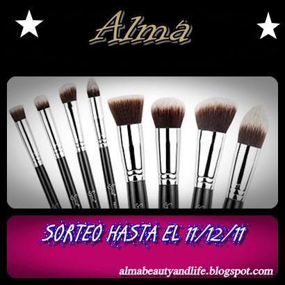 Sorteo en Alma Beauty & Life!